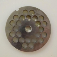 PLATE H/M 22 X 10mm STAINLESS STEEL - Click for more info