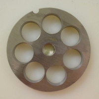 PLATE H/M 22 X 20mm  S/S (DNS) - Click for more info