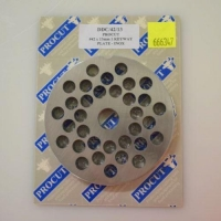 PLATE LICO 42 X 13mm   (DNS) - Click for more info