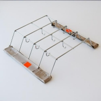 HARK GAS SMOKER SAUSAGE HANGING RACK - Click for more info