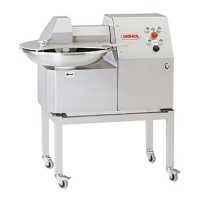 BOWL CUTTER MAINCA CM-14 WITH 6 KNIVES - Click for more info
