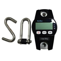 KELBA DIGITAL HANG SCALE 30KG X 10G - Click for more info