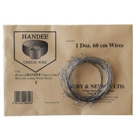 HANDEE CHEESE CUTTER WIRES 60CM (12) - Click for more info