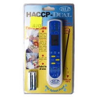 THERMOMETER HACCP DUAL - Click for more info