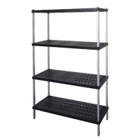 SHELVING REAL TUFF 3TIER 1200X300X1800 - Click for more info
